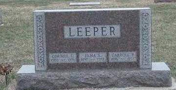 LEEPER, CARROLL FRANCIS - Madison County, Iowa | CARROLL FRANCIS LEEPER