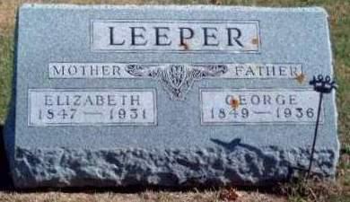 LEEPER, GEORGE S. - Madison County, Iowa | GEORGE S. LEEPER