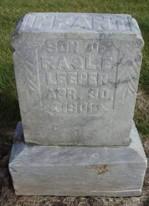 LEEPER, INFANT - Madison County, Iowa | INFANT LEEPER