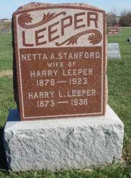 LEEPER, NETTA A. - Madison County, Iowa | NETTA A. LEEPER