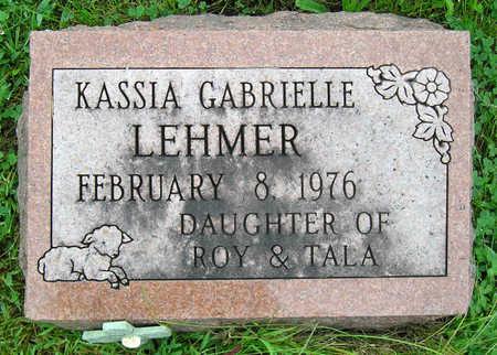 LEHMER, KASSIA GABRIELLE - Madison County, Iowa | KASSIA GABRIELLE LEHMER