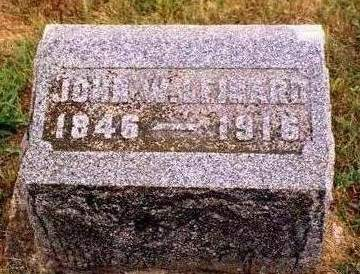LEINARD, JOHN WORTHINGTON - Madison County, Iowa | JOHN WORTHINGTON LEINARD