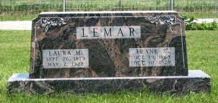 LEMAR, LAURA MILDRED - Madison County, Iowa | LAURA MILDRED LEMAR