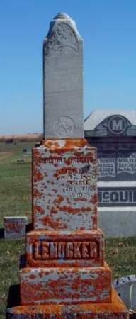 LENOCKER, CHRISTIAN - Madison County, Iowa | CHRISTIAN LENOCKER