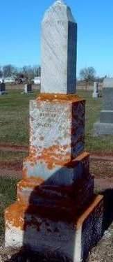 LENOCKER, SUSANNA - Madison County, Iowa   SUSANNA LENOCKER
