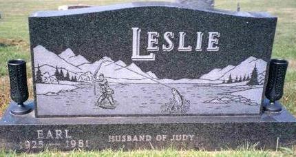 LESLIE, EARL STANLEY - Madison County, Iowa | EARL STANLEY LESLIE