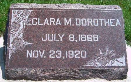 LIENEMANN, CLARA MARIE DORTHEA - Madison County, Iowa | CLARA MARIE DORTHEA LIENEMANN
