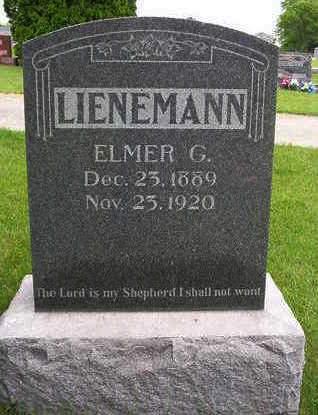 LIENEMANN, ELMER GERHARDT - Madison County, Iowa | ELMER GERHARDT LIENEMANN