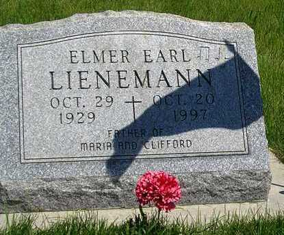 LIENEMANN, ELMER EARL - Madison County, Iowa | ELMER EARL LIENEMANN