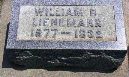 LIENEMANN, WILLIAM BRACHTER - Madison County, Iowa   WILLIAM BRACHTER LIENEMANN