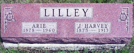 LILLEY, ARIE - Madison County, Iowa | ARIE LILLEY