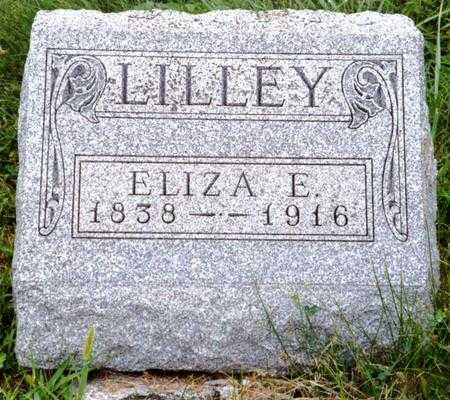 LILLEY, ELIZA EDNA - Madison County, Iowa | ELIZA EDNA LILLEY