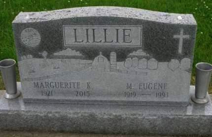 LILLIE, MARGUERITE LABELLE - Madison County, Iowa | MARGUERITE LABELLE LILLIE