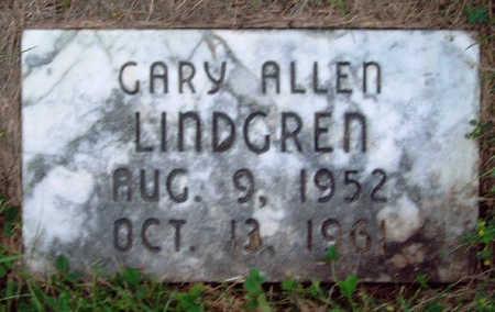 LINDGREN, GARY ALLEN - Madison County, Iowa | GARY ALLEN LINDGREN