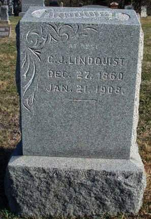 LINDQUIST, CHARLES J. - Madison County, Iowa | CHARLES J. LINDQUIST