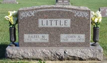 LITTLE, HAZEL M. - Madison County, Iowa | HAZEL M. LITTLE
