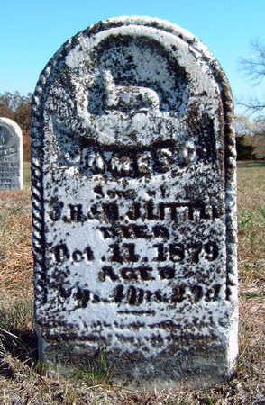 LITTLE, JAMES D. - Madison County, Iowa | JAMES D. LITTLE