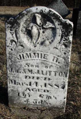LITTON, JIMMIE R. - Madison County, Iowa | JIMMIE R. LITTON