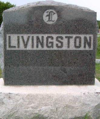 LIVINGSTON, FAMILY STONE - Madison County, Iowa | FAMILY STONE LIVINGSTON