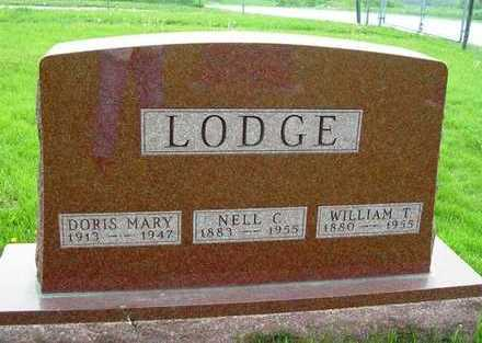 LODGE, WILLIAM T. - Madison County, Iowa | WILLIAM T. LODGE