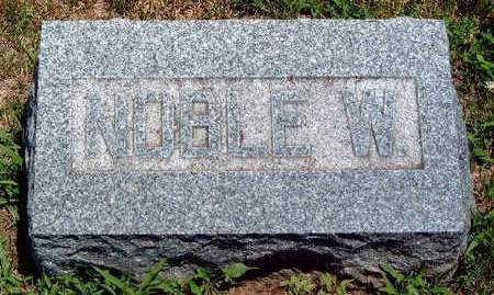 LOEHR, NOBEL WARRUM - Madison County, Iowa | NOBEL WARRUM LOEHR
