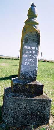 LONGINAKER, HERBERT  L. - Madison County, Iowa   HERBERT  L. LONGINAKER