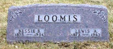 LOOMIS, BESSIE BELLE - Madison County, Iowa | BESSIE BELLE LOOMIS