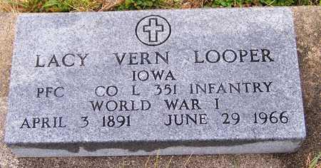 LOOPER, LACY VERN - Madison County, Iowa   LACY VERN LOOPER