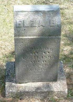 LORIMOR, ELZA BRADFORD - Madison County, Iowa | ELZA BRADFORD LORIMOR