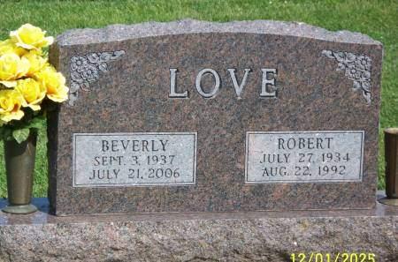 LOVE, BEVERLY JEAN - Madison County, Iowa | BEVERLY JEAN LOVE
