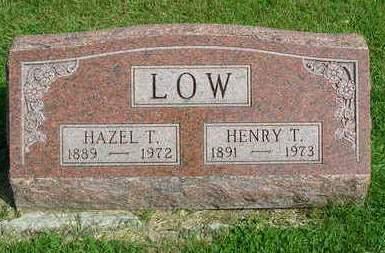 LOW, HAZEL T. - Madison County, Iowa | HAZEL T. LOW
