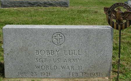 LULL, BOBBY - Madison County, Iowa | BOBBY LULL