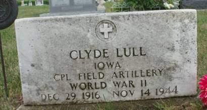 LULL, CLYDE - Madison County, Iowa | CLYDE LULL