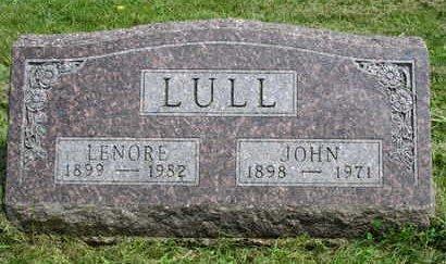 LULL, JOHN - Madison County, Iowa | JOHN LULL