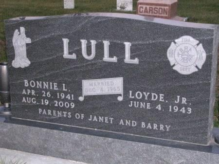 LULL, LOYDE E. - Madison County, Iowa | LOYDE E. LULL