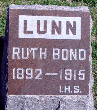 LUNN, RUTH - Madison County, Iowa | RUTH LUNN