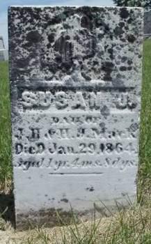 MACK, SUSAN JANE - Madison County, Iowa   SUSAN JANE MACK