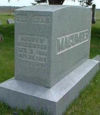 MACUMBER, ANDREW - Madison County, Iowa | ANDREW MACUMBER