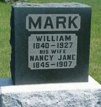 MARK, WILLIAM - Madison County, Iowa | WILLIAM MARK
