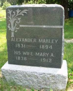 MARLEY, ALEXANDER - Madison County, Iowa   ALEXANDER MARLEY