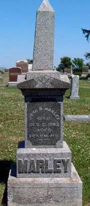 MARLEY, JOHN H. - Madison County, Iowa | JOHN H. MARLEY
