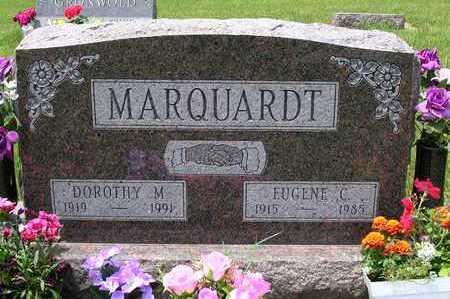 MARQUARDT, EUGENE CHARLES - Madison County, Iowa | EUGENE CHARLES MARQUARDT