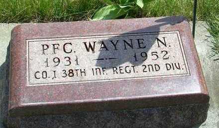 MARTENS, WAYNE NICHOLAS - Madison County, Iowa | WAYNE NICHOLAS MARTENS