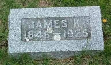 MCCLOSKEY, JAMES K. - Madison County, Iowa   JAMES K. MCCLOSKEY