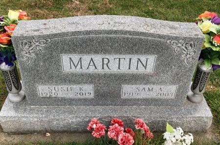 MARTIN, SAMUEL AMOS - Madison County, Iowa | SAMUEL AMOS MARTIN