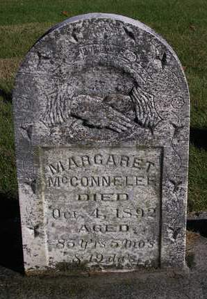 MCCONNELEE, MARGARET - Madison County, Iowa | MARGARET MCCONNELEE