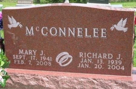 MCCONNELEE, MARY J. - Madison County, Iowa | MARY J. MCCONNELEE