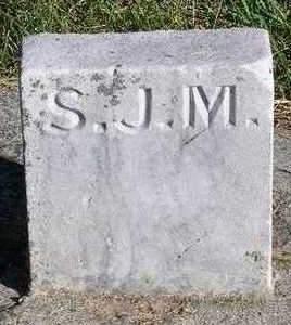 MCCONNELEE, S. J. M. (SARAH JANE ) - Madison County, Iowa | S. J. M. (SARAH JANE ) MCCONNELEE