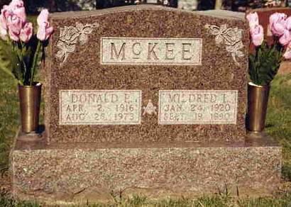 MCKEE, MILDRED L. - Madison County, Iowa | MILDRED L. MCKEE