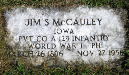 MCCAULEY, JAMES S.
